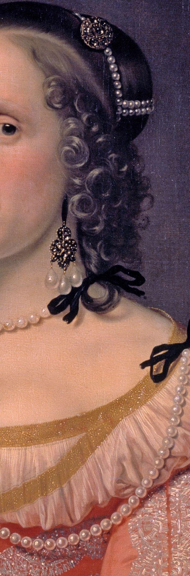 Portrait of A Lady ~ Bartholomeus van der Helst ~ (Dutch : 1613 - inhumé le 16 décembre 1670)
