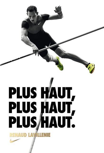 Renaud Lavillenie - Higher, higher, higher