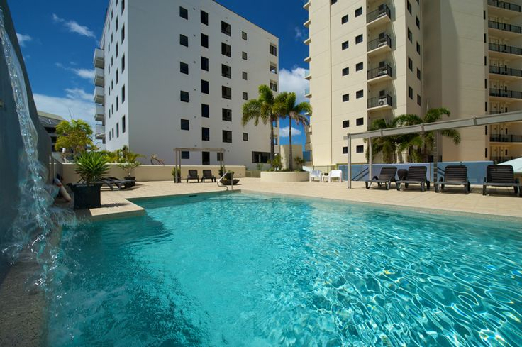 Jack & Newell Apartments Cairns from $229 p/n  Visit http://www.fnqapartments.com/accom-jack-newell-apartments-cairns/  #CairnsAccommodation