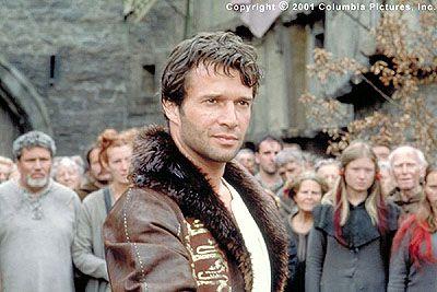 A Knight's Tale (2001)  James Purefoy as Edward, the Black Prince (King Edward III's son)