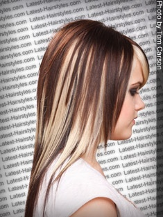 Love the colorss~~!!!  Just would be a shorter cute for me...but these colors i am sold on!!! Someone needs to get my hair this colors!!