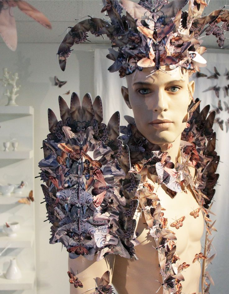 Paper Art #paperart cutout #installation #papercostume #hybrid from gay porn images templates of #butterflies indigenous to the Philippines #fashionart by contemporary artist Julius Poncelet Manapul.