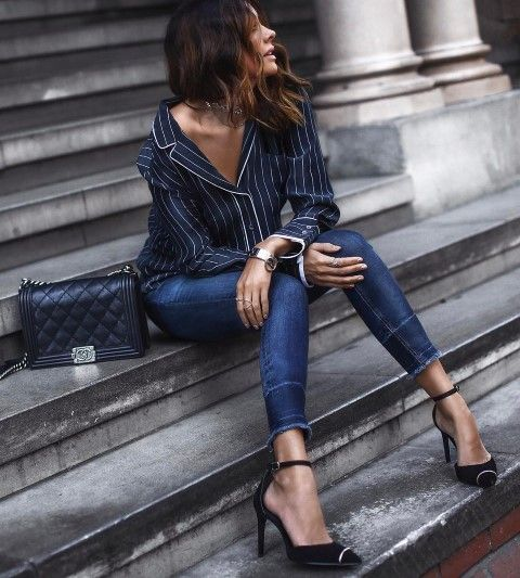 Street Style Outfits By Erica Hoida