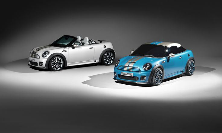 MINI Coupe and MINI Roadster production comes to end - http://www.bmwblog.com/2015/02/13/mini-coupe-mini-roadster-production-comes-end/