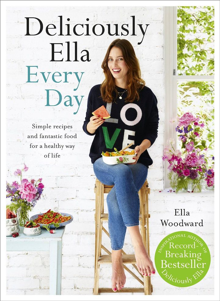 Book tip of the month February: Deliciously Ella Every Day