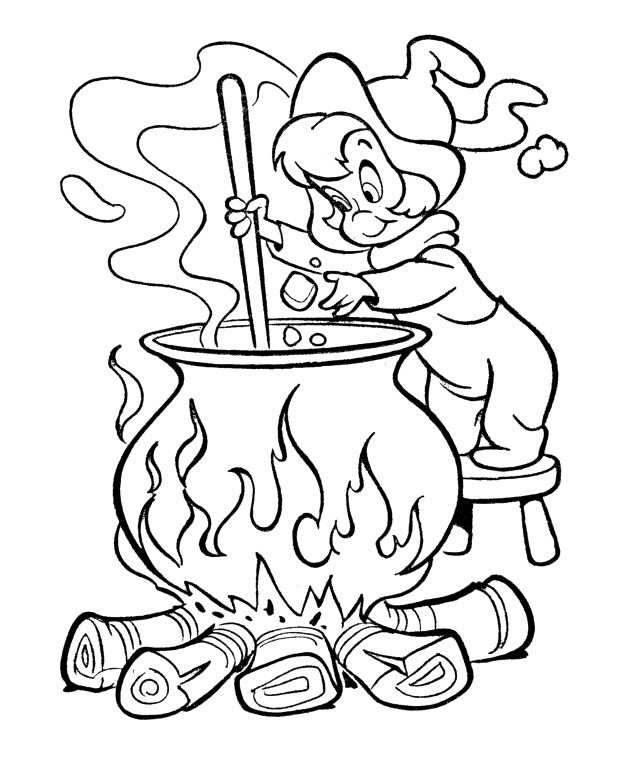 herbs coloring pages - photo#27