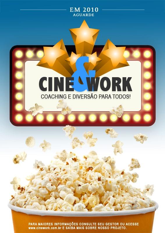 Cartaz do projeto Cinework