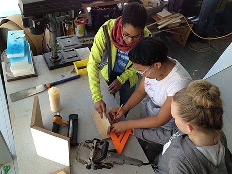 An innovative youth leadership program called Public Workshop has been partnering with high school students to remake their environment.