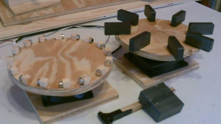 "The deluxe ""Free Energy"" Magnet Motor Generators! Experiments - w/improv..."