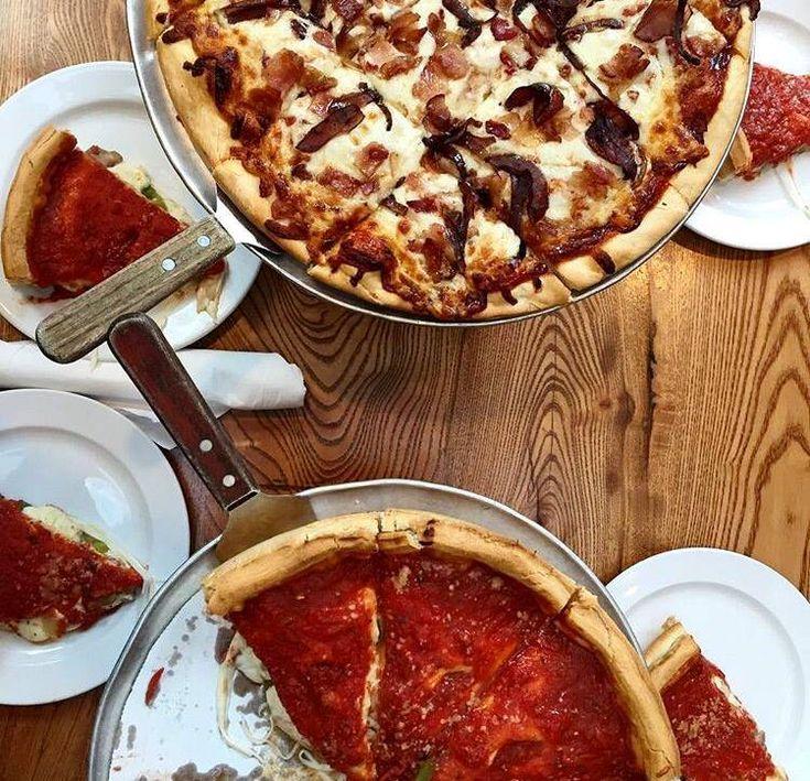Giordano's Pizza in Hyde Park