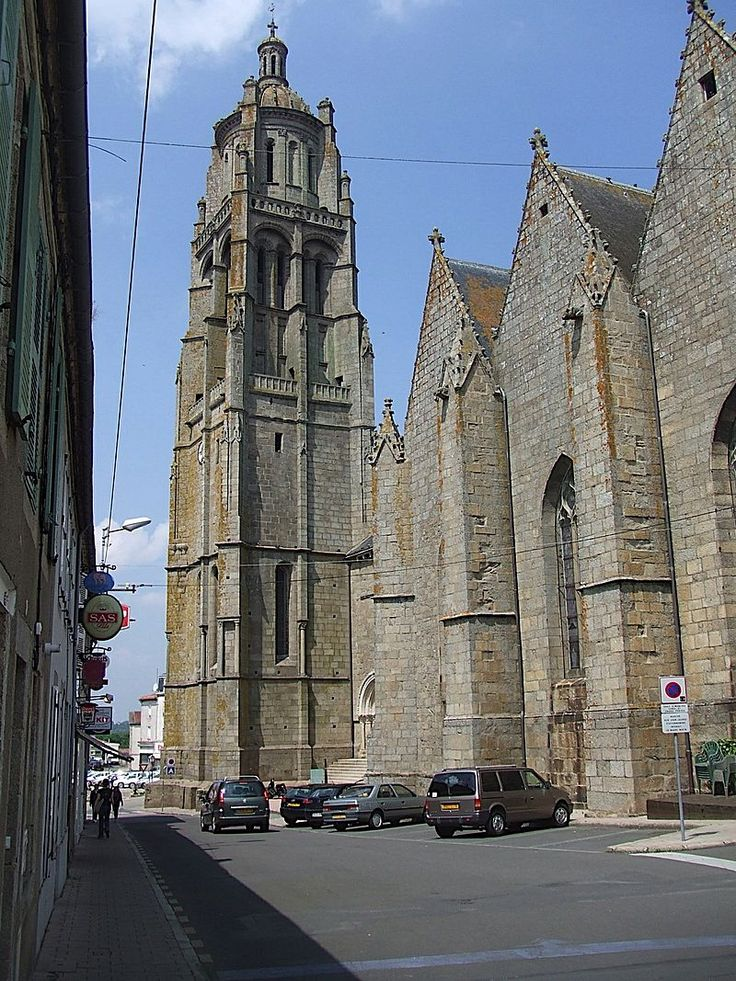 Église Notre-Dame de Bressuire