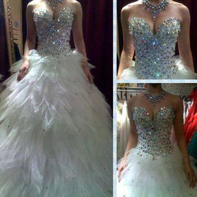 Wedding Dresses #princess #wedding #bride
