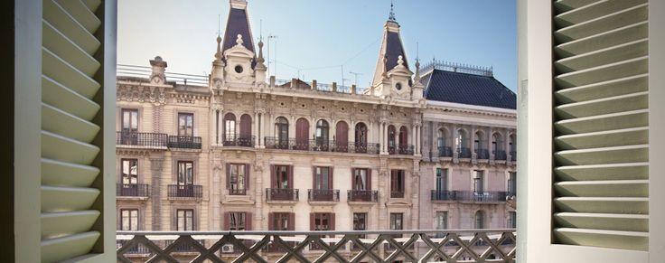 Hoteles Onix Barcelona, Hoteles centro Barcelona