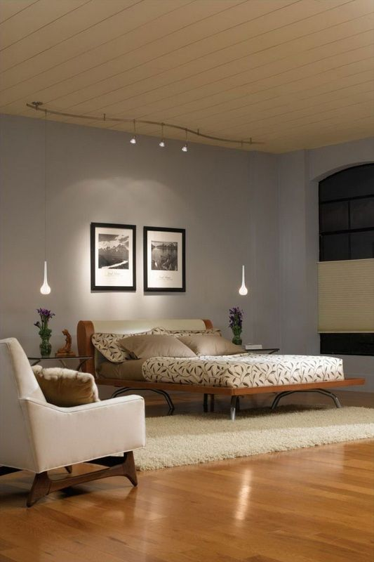 bedroom track lighting best 25 track lighting bedroom ideas on 10705