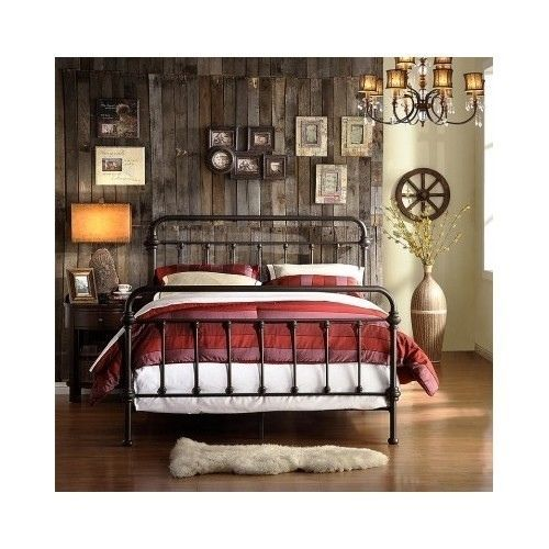 Antique White Iron Beds For Sale