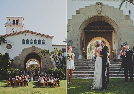 Santa Barbara mexican themed wedding: Kori + Ben