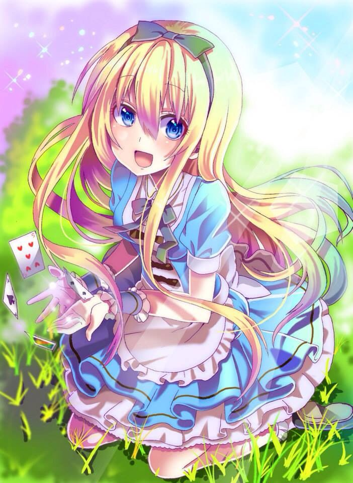 Alice in Wonderland: Animal Manga, Animal Addiction, Animal Alice, Animal Disney, Alice In Wonderland, Manga Style, Alice Wonderland, Animal Girls, Animal Lindoo