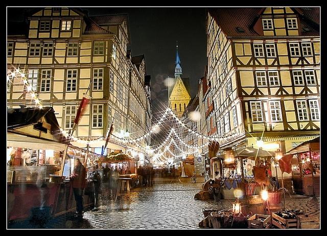 Hannover Weihnachtsmarkt