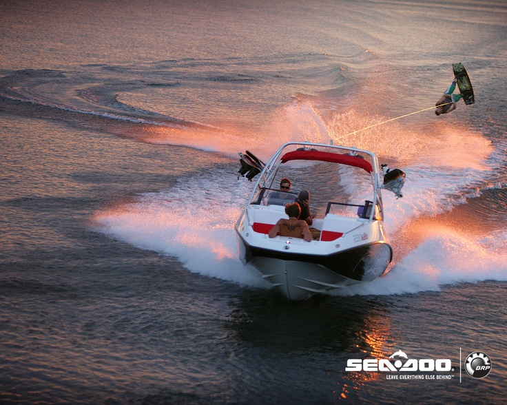 Sea Doo, 230 Wake, bienvenue parmi les grands. | All Boats Avenue