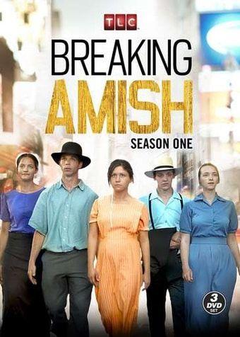 Breaking Amish - Season 1 (3-DVD)