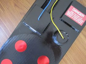 Sweeten Your Day Events: Kids GB Proton Pack Tutorial