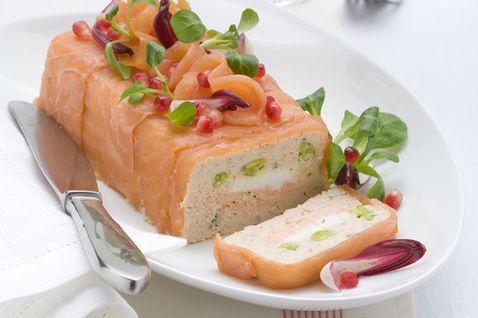 Alimentazione Sana & Cucina Naturale: Terrina di salmone