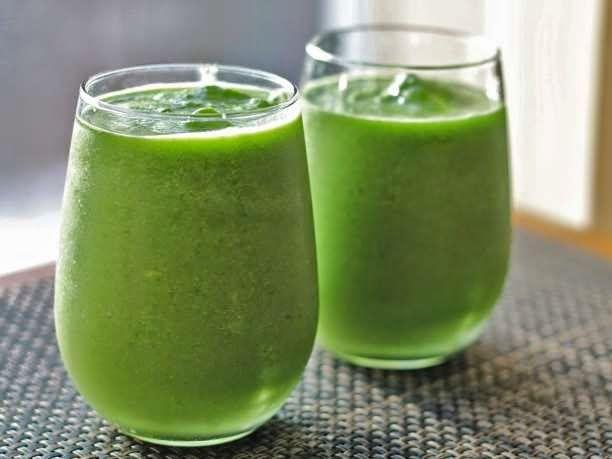 eniaftos: DIY: Orange and Green Anti-Inflammatory Juice