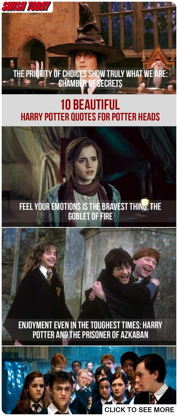 10 Beautiful Harry Potter Quotes For Potter Heads With Images