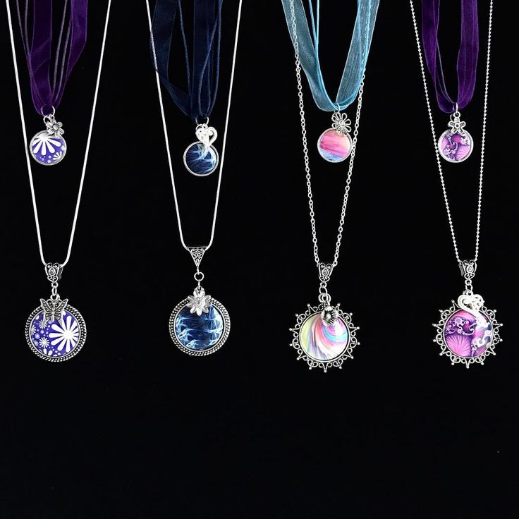 New Mother and Daughter necklace collection  from Vivid Sister.