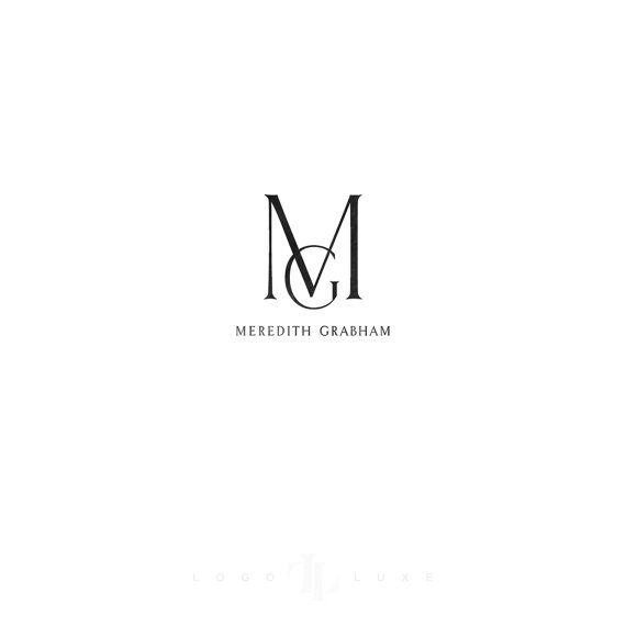 Custom Logo Design Luxe Business By LogoLuxe