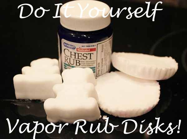 Do it Yourself Vapor Shower Disks!! Only THREE Ingredients!! | DiscountQueens.com