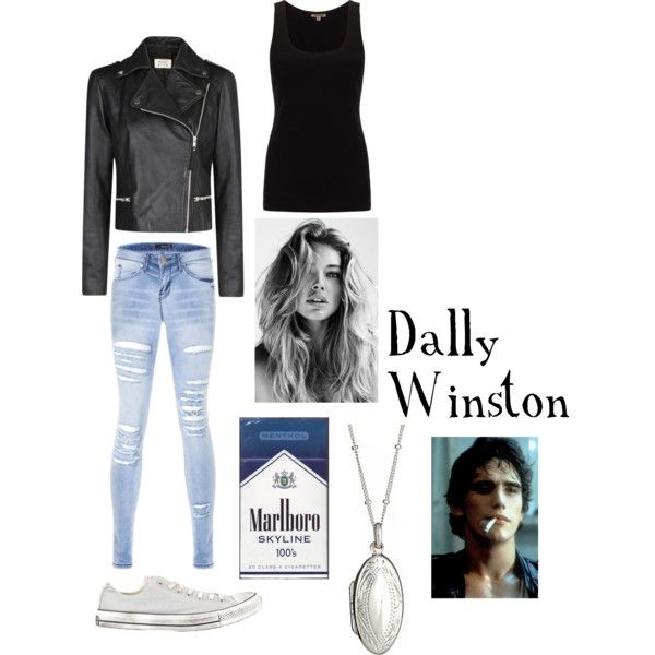 17 Best Greaser Images On Pinterest | Greaser Fashion The Outsiders And Greaser Girl