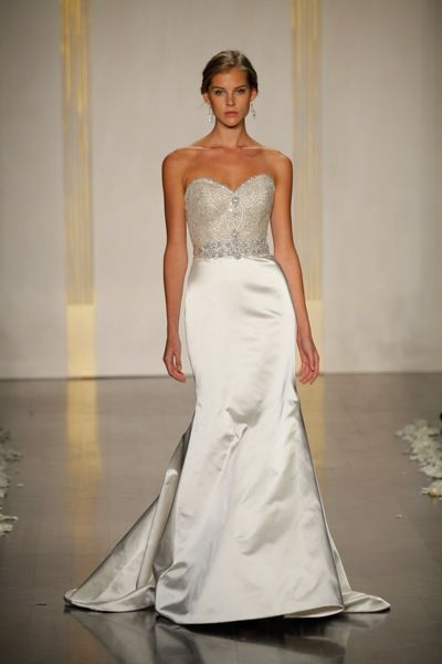 Lazaro Wedding Dress Collection