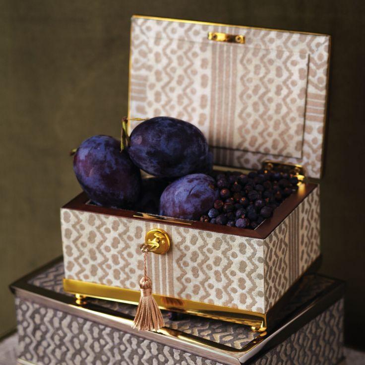 Jewel box #Tapa #Fortuny