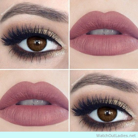 Weekend makeup for my brown eyed girls! Check now! <3