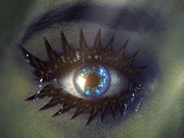 Free illustration: Eye, Mystical, Blue, Green - Free Image on ...