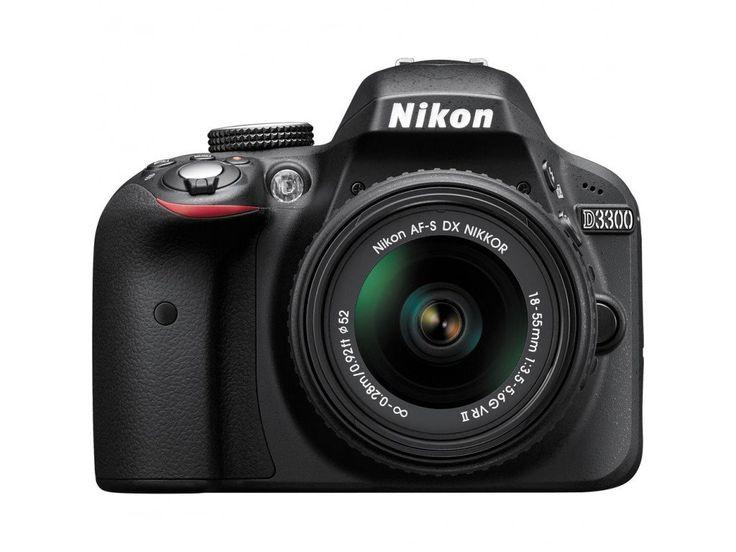 Nikon D3300 Kit 18-55 mm f/3.5-5.6G ED VR II EU