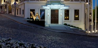 W Hotel, Istanbul Turkey