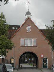 Poortje Yprompstraat , Knutteldorp