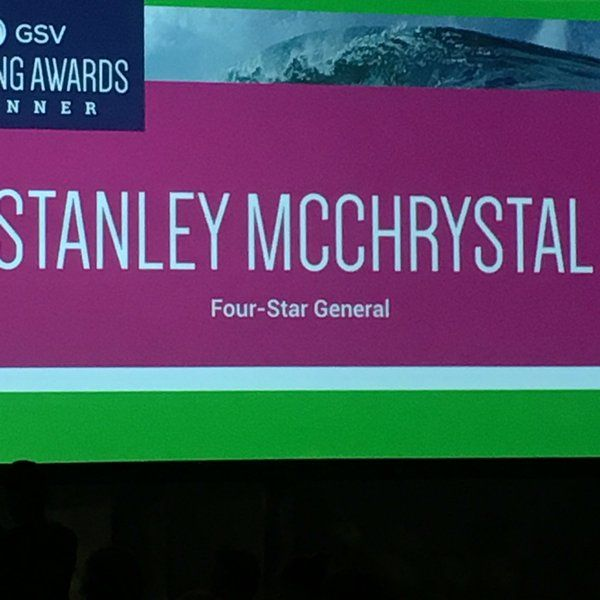 """Mercedes on Twitter: """"Genius insight! We need to lead like a gardener. Create environment of growth. Gen.McChrystal #asugsvsummit https://t.co/WlUtaYP8FP"""""""