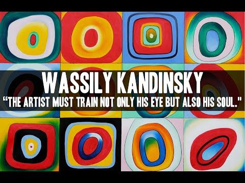 Wassily Kandinsky Short Biography - YouTube