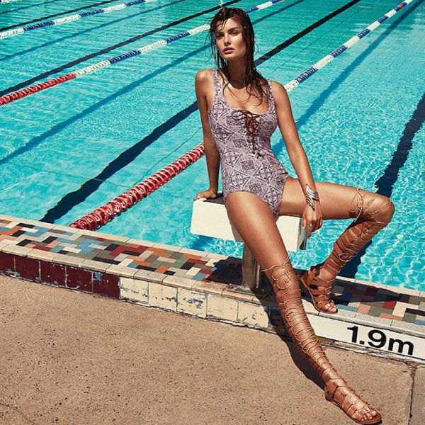 The Best One-Piece Swimsuits For Your Body Type At Every Price Point | The Zoe Report