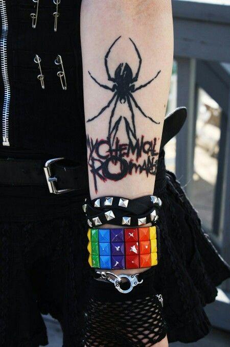 Killjoys/Revenge Era Tattoo ~ My Chemical Romance