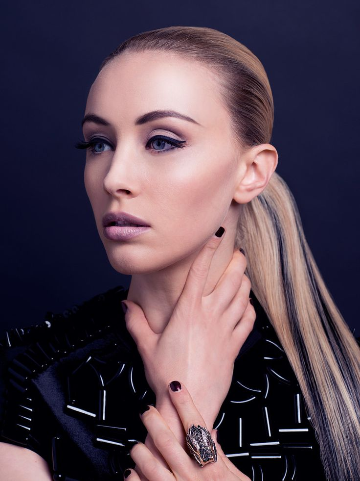 Сара Гадон — Фотосессия для «Real Style» 2014 – 2