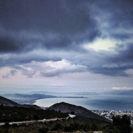 Marathon. Attica, Greece.