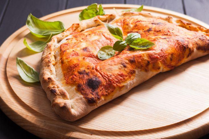 Calzone przepis na pizzę