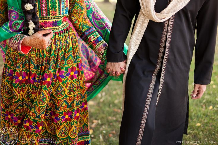 Afghan Wedding Dress. Hamilton Wedding Photography #sweetheartempirephotography