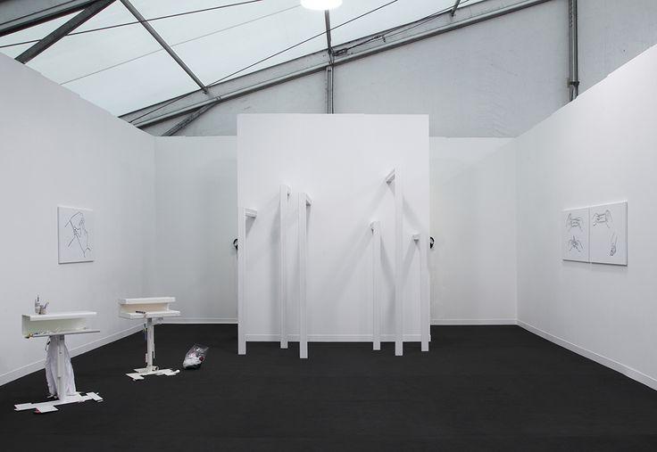 Frieze Art Fair London 2012: James Beckett, Tris Vonna-Michell, Helen Marten, Claire Fontaine