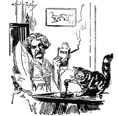 What is something to persuasive to write about Mark Twain?