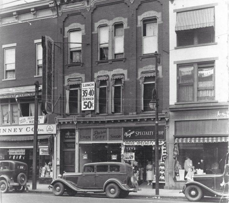 Vintage Street Scene 24